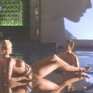 Brigitte Nielsen in Domino