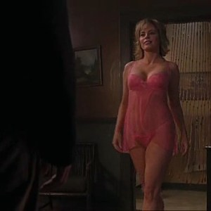 Chandra West in The Long Weekend