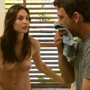 Claire Forlani in False Witness
