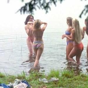 Elizabeth Banks in Wet Hot American Summer
