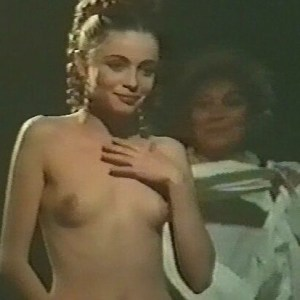 Emmanuelle Beart in Un amour interdit