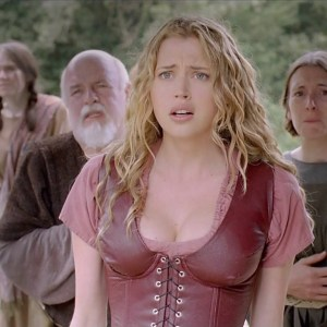 Estella Warren in Beauty and the Beast