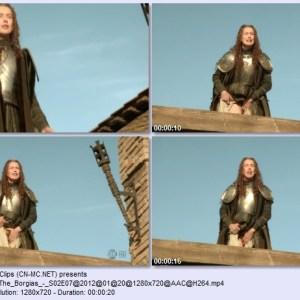 Gina McKee in : The Borgias (Season 2 Episode 7) (US-2012)