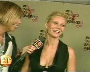 Gwyneth Paltrow in Entertainment Tonight