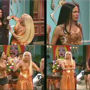 Halle Berry in Saturday Night Live