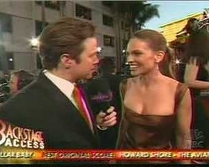 Hilary Swank in Backstage Access
