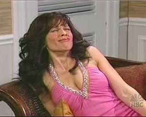 Hilary Swank in Saturday Night Live