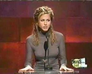 Jennifer Aniston in Unknown