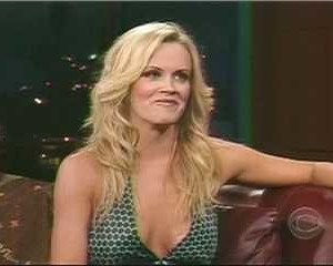 Jenny McCarthy in The Late Late Show with Craig Kilborn