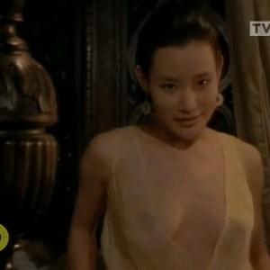 Elizabeth Barondes Nude