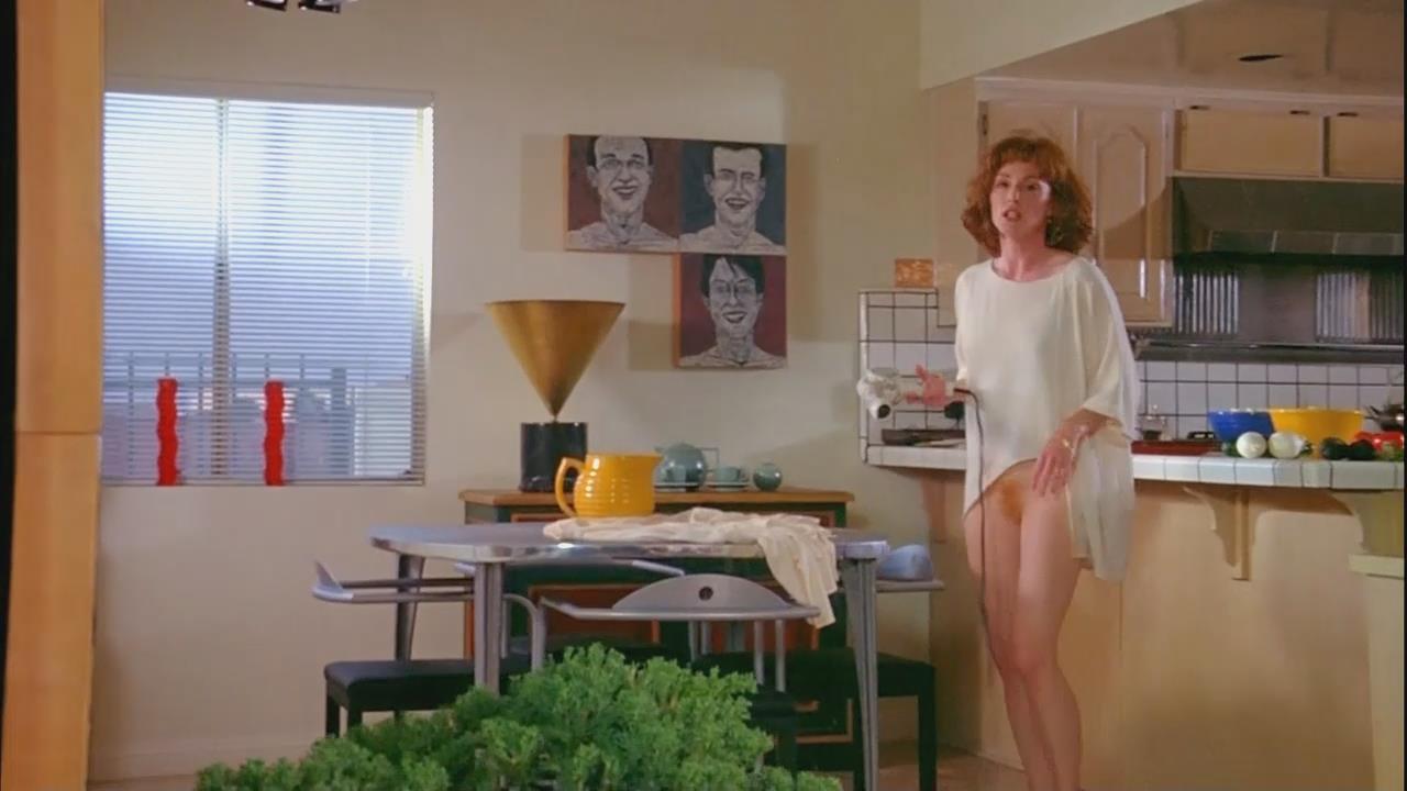 Julianne Moore Nudity in Short Cuts - The Best Nude
