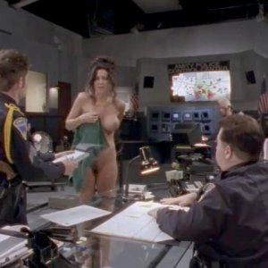 Julie Strain in Busted