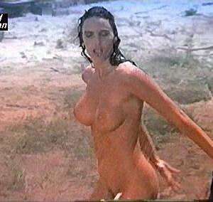 Julie Strain in The Last Road