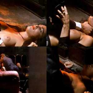 Julie Strain in Witchcraft IV: The Virgin Heart
