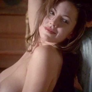 Krista Allen in Emmanuelle 2: A World of Desire