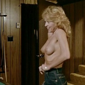 Linnea Quigley in Silent Night Deadly Night