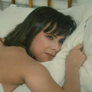 Mathilda May in Trois places pour le 26