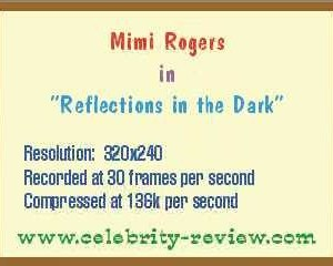 Mimi Rogers in Reflections in the Dark