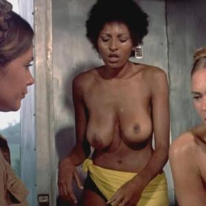 Pam Grier in Black Mama, White Mama