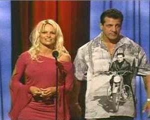 Pamela Anderson in MTV's Bash!
