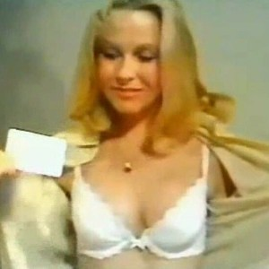 Pamela Stephenson in Not the Nine O'Clock News