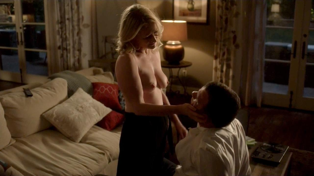 Thats paula malcomson naked riding....Nice!!!! She has