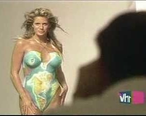 Rachel Hunter in Maxim Hot 100