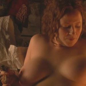 Rebecca Davies in Desperate Romantics