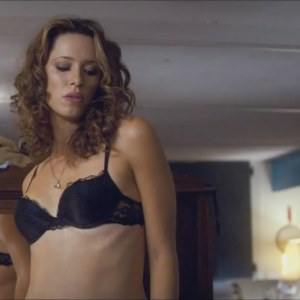 Rebecca Hall in Lay the Favorite