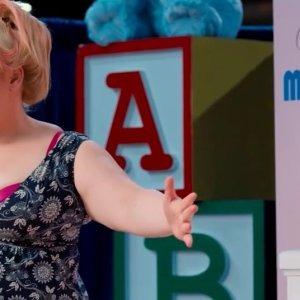Rebel Wilson in What to Expect When You're Expecting