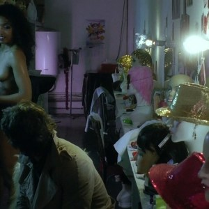 Sara Martins in Pigalle la nuit