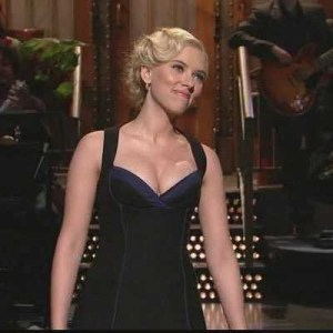 Scarlett Johansson in Saturday Night Live