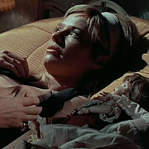 Susannah York in The Killing of Sister George
