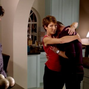 Tamsin Greig in Episodes