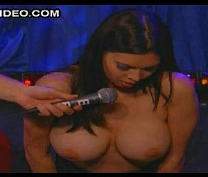 Tera Patrick in Howard Stern Show
