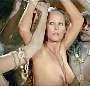 Ursula Andress in Slave of a Cannibal God