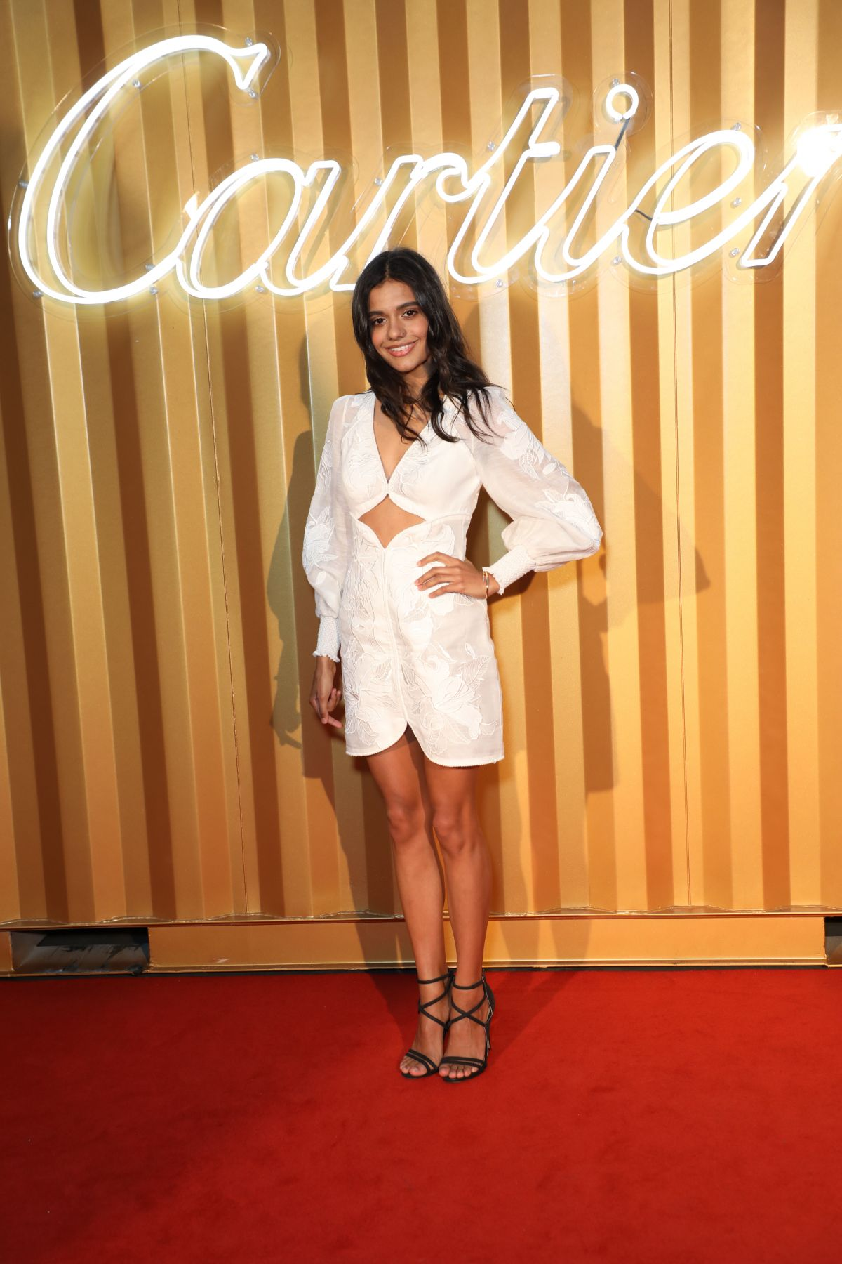 Garage Carpet Australia Madeleine Madden At The Cartier Precious Garage Party Sydney