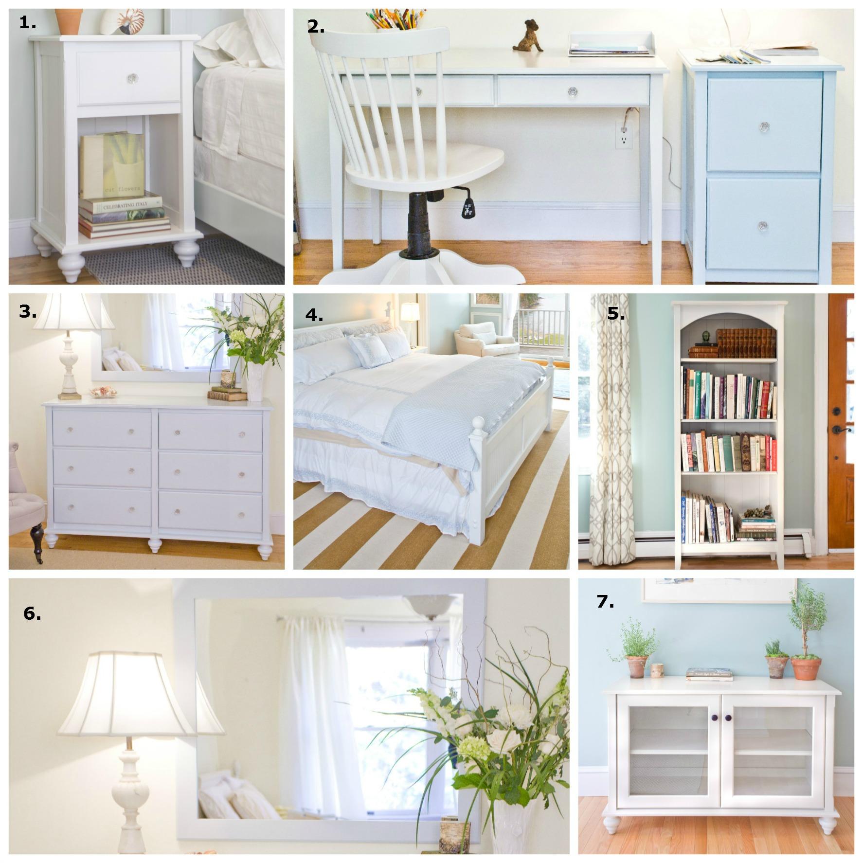 Cottage Coastal Style Furniture