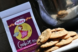 MIX COOKIE 2T Review and Give away: Jules Gluten Free Cookie Mix