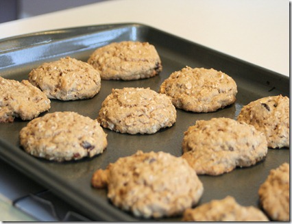 orctr thumb Review: Gluten Free Oats & Oatmeal Raisin Cookies Recipe