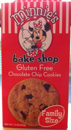 disney cookies2 Gluten free Holiday at Walt Disney World, Orlando