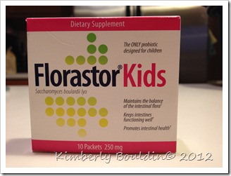 IMG 0253 thumb Review: Florastor Kids