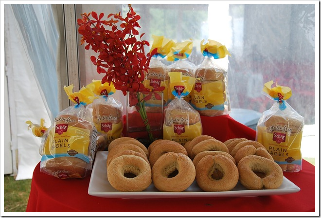 Dr. Schar Facility NEW Gluten Free Products Bagels thumb Dr. Schar Opens USA Facility