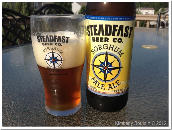 IMG 1978 thumb Review: Steadfast Pale Ale