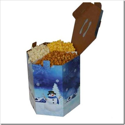 Snowman NOT nobackground no thumb Review: Rocky Mountain Popcorn & NottaTin Gift