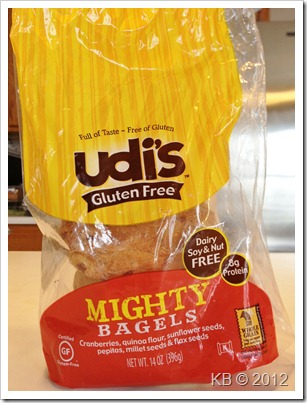 IMG 4302 thumb Review: Udi's Mighty Bagels