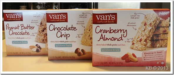 IMG 4731 thumb Review: Van's Whole Grain Snack Bars