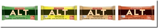 ALT thumb Larabar Introduces ALT   New Protein Bars