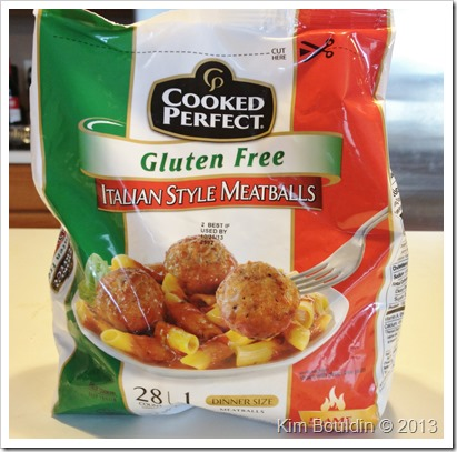 IMG 5370 thumb Review: Cooked Perfect Gluten Free Meatballs