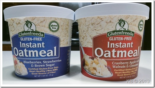 2013 11 24 19.37.57 thumb Review: Glutenfreeda Instant Oatmeal Cups